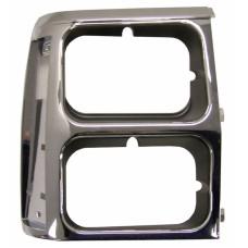 OEM Components Headlight Bezel Replaces Jeep OEM Part# 55008046