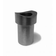 Tubing Adaptor, Coped Fits Tube OD of 1.375 Fits Tube ID of 1.168