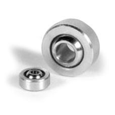 Bearings, Spherical Plain 0.375 inch dia Bore 0.8125 inch outer diamater