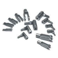 Cable Assemblers Subcomponents Common Linkage Ends Ball Joints and Clevis Ends
