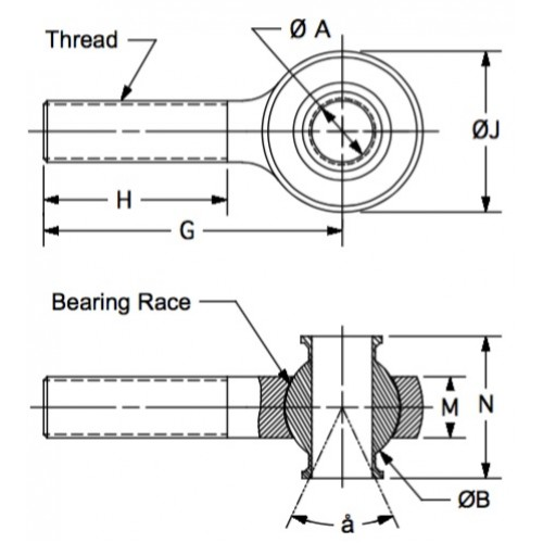 Stud Ball Race Diagram Enthusiast Wiring Diagrams
