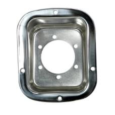 OEM Components Fuel Filler Neck Bezel Replaces Jeep OEM Part# 5463803M
